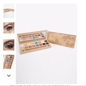 Kylie Cosmetics Take me in vacation kyshadow